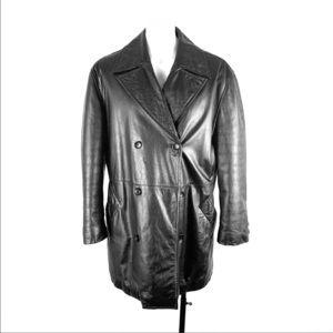Authentic Dolce & Gabbana leather jacket
